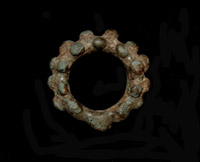 Celtic Proto Ring Money with Multiple Knobs, c. 600-400 BC